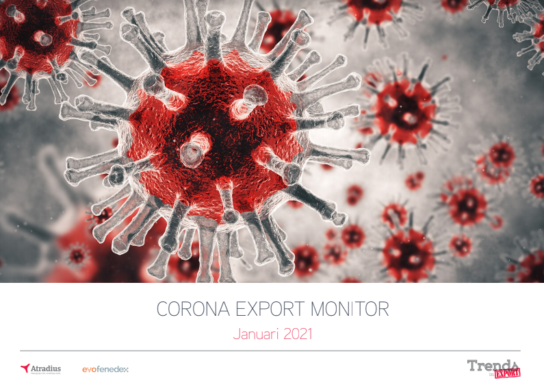 Corona Export Monitor Januari
