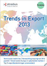 Trends in Export 2013